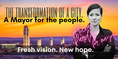 A Fundraiser to Elect ALICIA PURDY, Mayor of Albany tickets