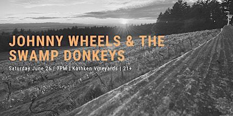 Johnny Wheels & The Swamp Donkeys at Kathken Vineyards tickets