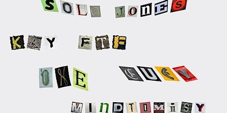 DIYD Presents: Solo Jones, Kay FTF, Euey, One, Mindtimisy tickets