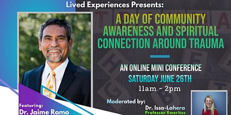 A Day of Community Awareness and Spiritual Connection Around Trauma tickets