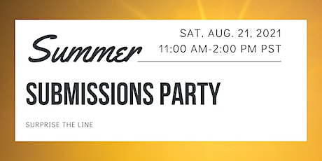 Summer Submissions Party tickets