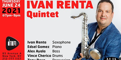 Afro Latin Jazz Alliance presents Ivan Renta Quintet tickets