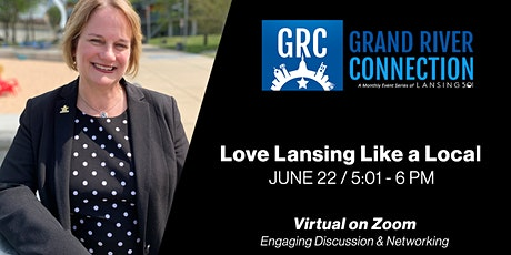 Grand River Connection: Love Lansing Like A Local tickets
