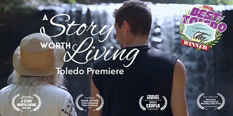 """""""A Story Worth Living"""" Local Movie Premiere 2 tickets"""