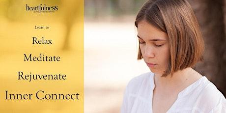 Heartfulness  Meditation Free online Classes(Melbourne) tickets