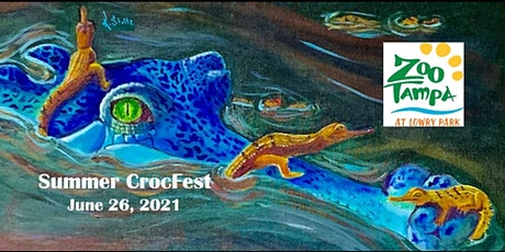 Summer Crocfest 2021 tickets