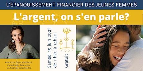 L'épanouissement financier des jeunes femmes billets