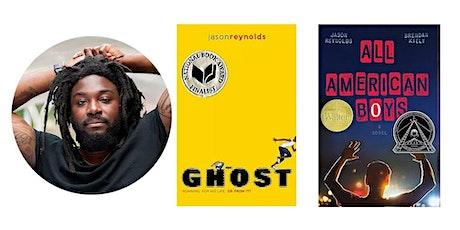 Bucks County Book Festival Keynote Speaker Jason Reynolds tickets