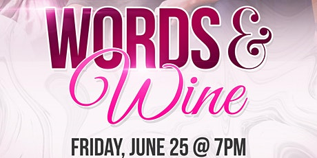 Words & Wine tickets