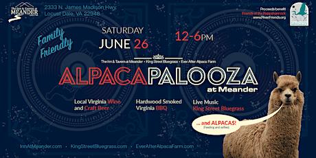 Alpacapalooza at Meander tickets