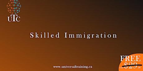 Skilled Immigration - URDU tickets