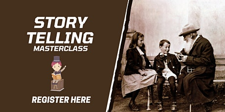 How To Craft & Tell Your Story Within 5mins - Masterclass tickets