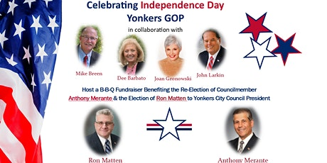 GOP for Ron Matten and Anthony Merante tickets