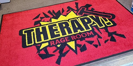 Therapy! Rage Room Networking Mixer tickets