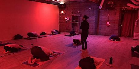 Yin/Restorative Yoga tickets