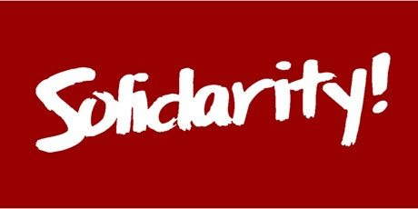 Solidarity! Conference 2021 tickets