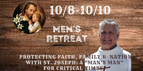 Men's Retreat with Fr. Skip Thompson tickets