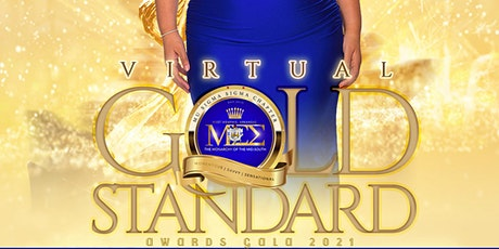 GOLD STANDARD AWARDS GALA 2021 tickets