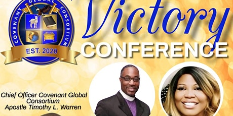 Covenant Global Consortium Victory Conference 2021 tickets