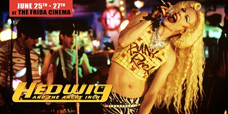 HEDWIG AND THE ANGRY INCH: The Frida Cinema tickets
