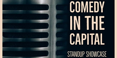 Comedy in the Capital Live at Speakeasy tickets