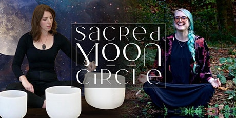 VIRTUAL Full Moon in Aquarius Ceremony and Sound Bath with Keli and Becca tickets