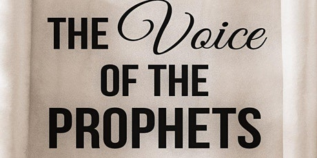 The Prophetic Voice Conference tickets