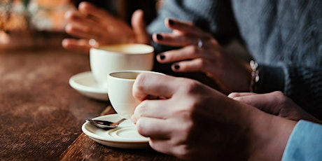 Coffee chats: Locked down edition tickets