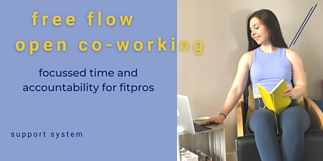 Free- Flow Co-Working Space tickets