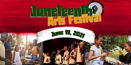 Juneteenth Arts Festival Vendors Wanted! tickets
