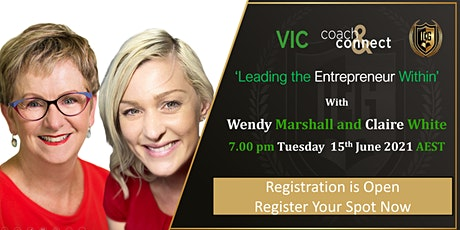 'Leading the Entrepreneur Within' Tickets