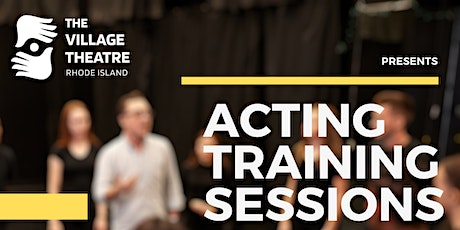Acting Training Sessions tickets