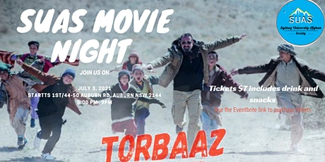 SUAS Film Screening tickets