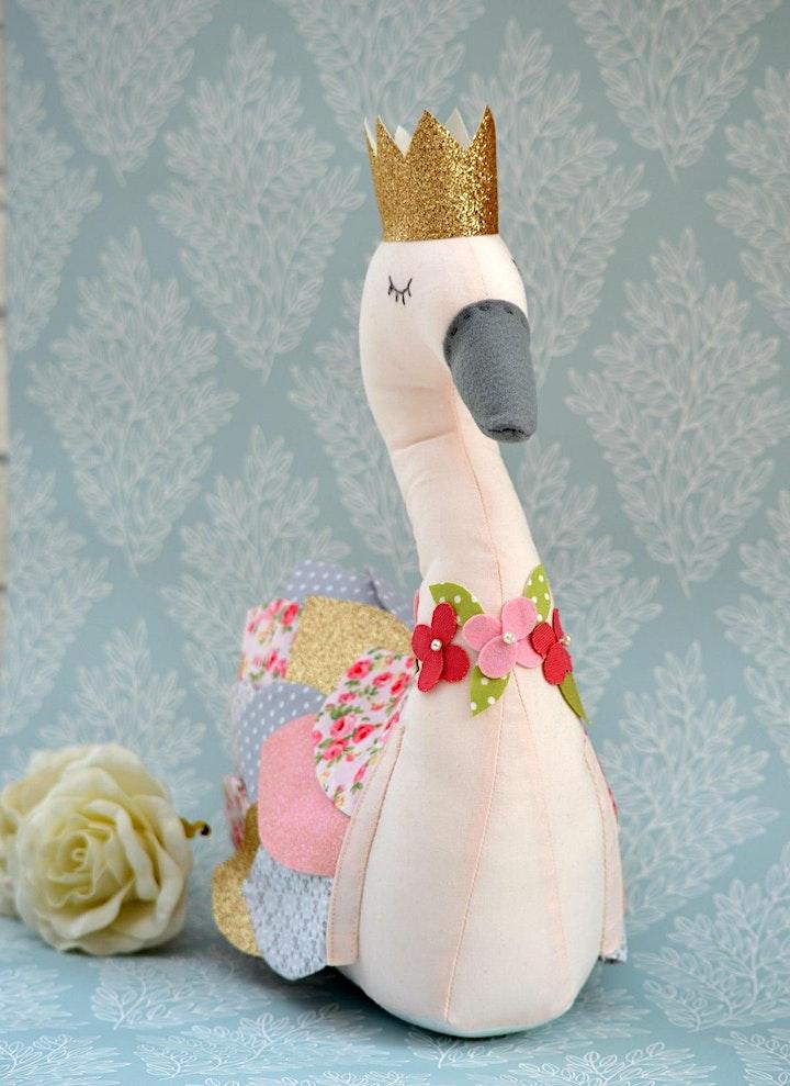 Lulu Llama or Seraphina Swan Sewing Workshop image