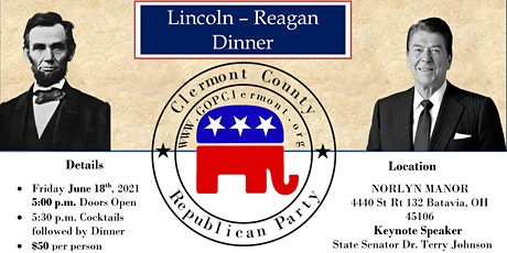 Clermont County Republican Party Lincoln Reagan Dinner tickets