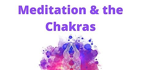 Online Chakra Meditation Week tickets