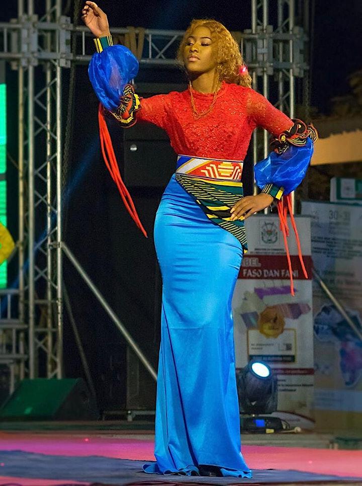 Waa Reem International African Fashion & Music Week - 2021 Edition image