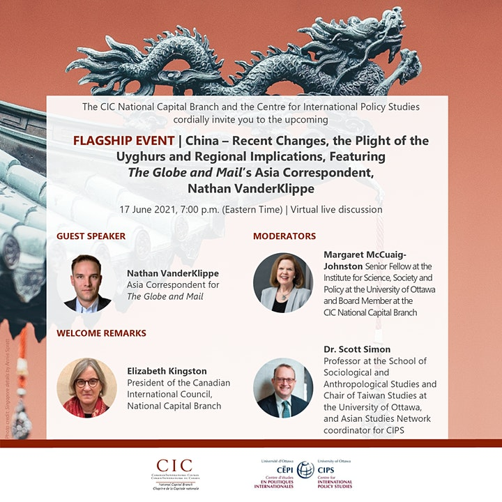 FLAGSHIP   Recent Changes in China: A Conversation with Nathan VanderKlippe image