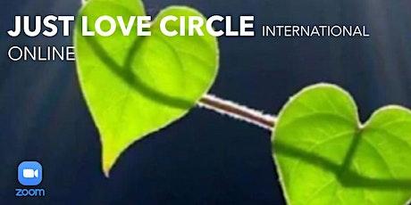 International Just Love Circle #154 tickets