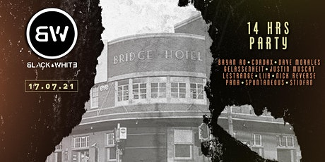 Black&White 14 hours at Bridge Hotel tickets