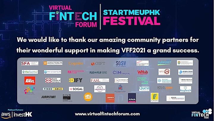 Virtual FinTech Forum 2021 _On Demand image