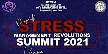 Stress Management Revolutions (SMR) Summit 2021 tickets