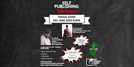 NJ POETRY EVENTS: SELF PUBLISHING WORKSHOP biglietti