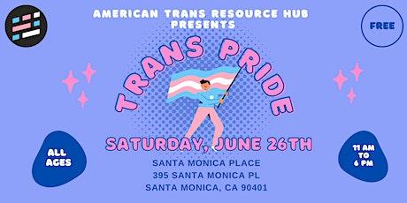 Trans Pride 2021 tickets