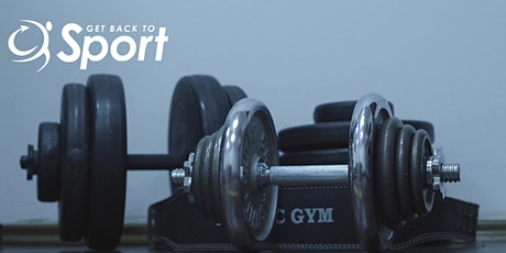 LEVEL 2: Strength & Neuromuscular Conditioning for Rehabilitation tickets