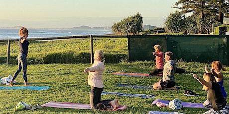 Thursday 530pm Yoga at Palm Beach Community Centre tickets