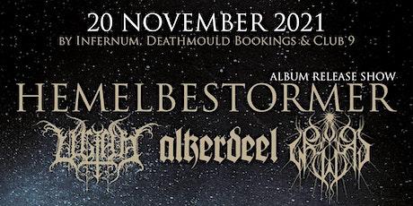 Hemelbestormer album release tickets