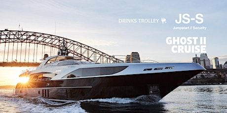 Ghost II Superyacht Friday tickets
