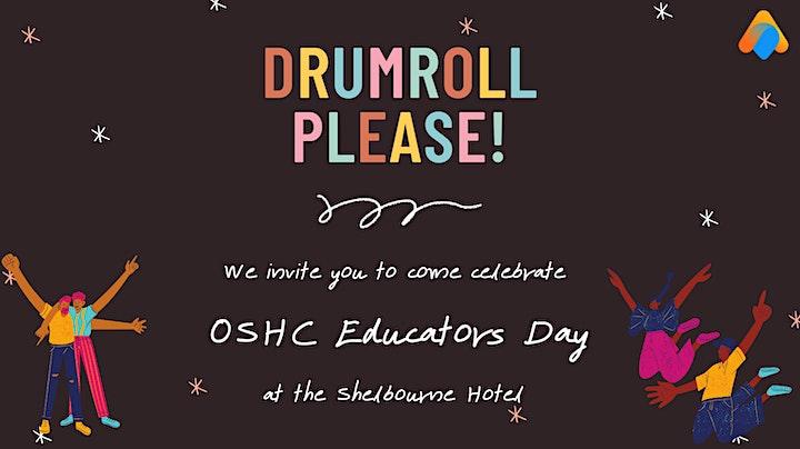 OSHC Educators Day - Let's Celebrate! image