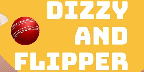 An evening with Dizzy and Flipper! tickets